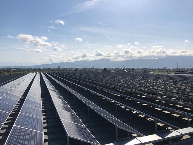太陽光工事