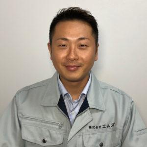代表取締役 松長玲志